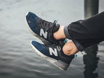 限定 ★ New Balance ニューバランス MS574MTA mita sneakers