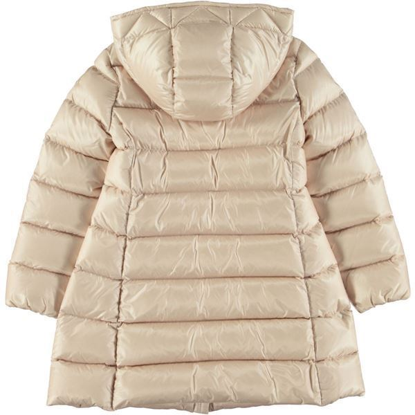 """17-18AW大人も着れる Moncler """"SUYEN """"ペールピンク(-14y)"""