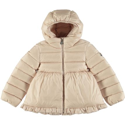 """17-18 AW Moncler 'Odile"""" ペールピンク"""