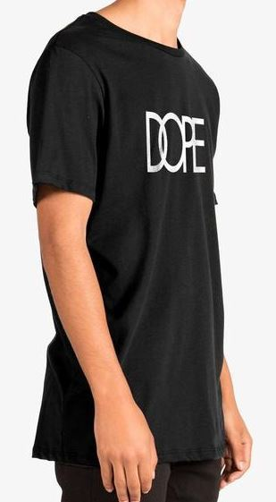 送料・税込★DOPE★Cotton Jersey Logo Tシャツ
