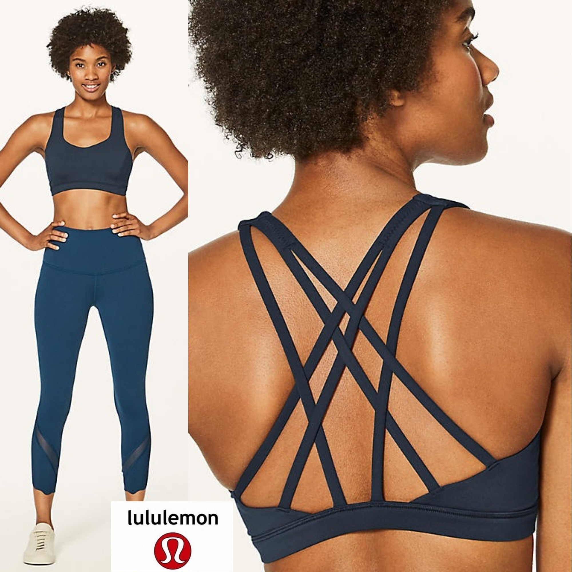 lululemon★着心地良いスポーツブラ★Free To Be Serene Bra