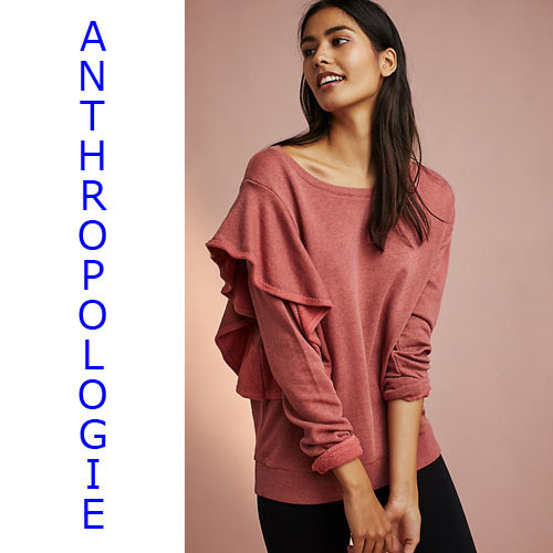 ●Anthropologie●アンソロポロジー●Westfourth Sweatshirt