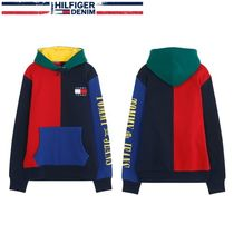☆Tommy Hilfiger☆ Capsule Collection カラーブロックフード