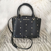 ★在庫追跡付き★MICHAEL KORS ELLIS SMAll  SATCHEL 35H7GE0S5L