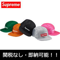 即納 国内発送 Supreme RAW SILK CAMP CAP