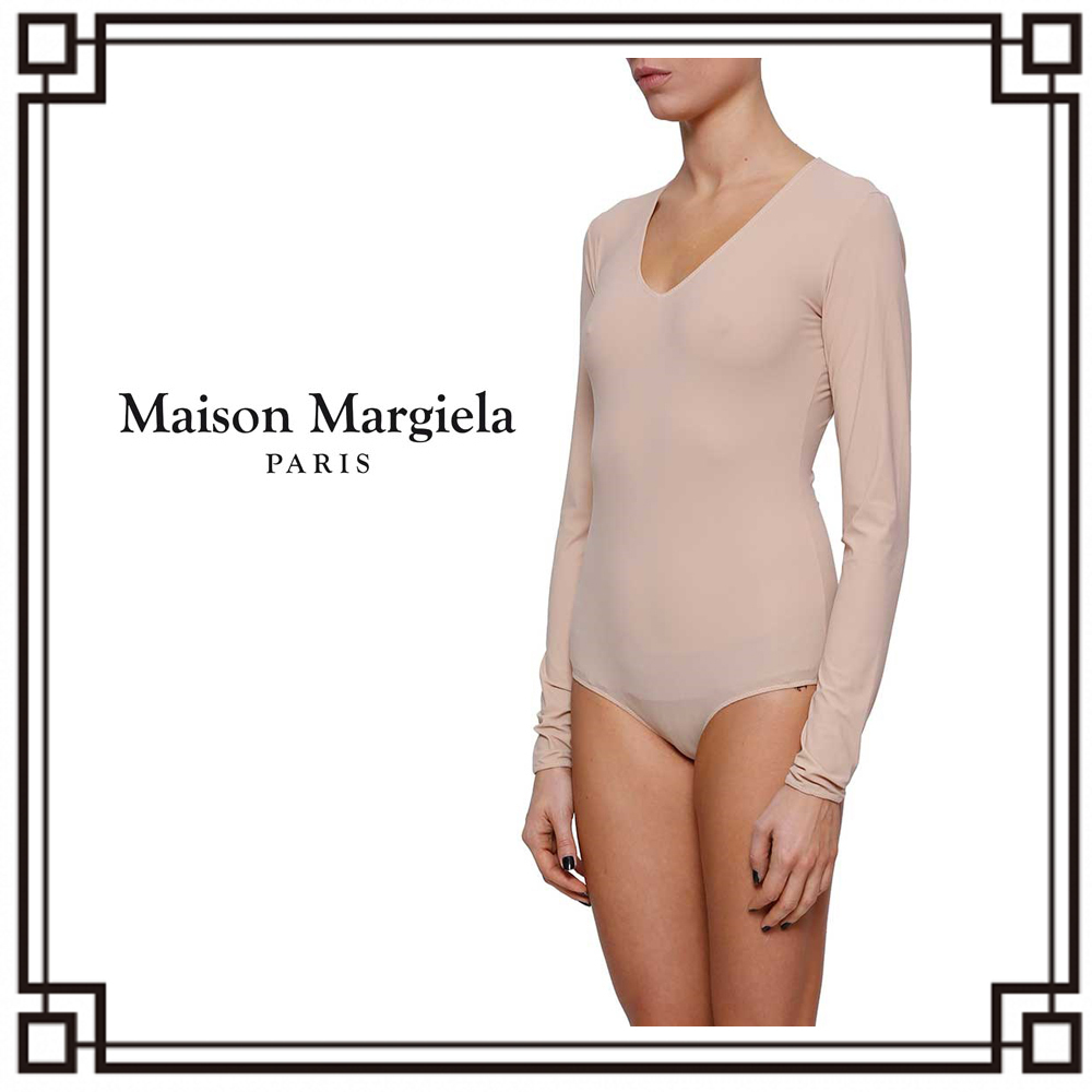 安心国内発送・関税込★MAISON MARGIELA★LONG SLEEVES BODY
