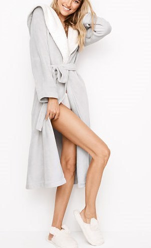 VS☆The Cozy Long Robe ロングローブ6色 国内発送