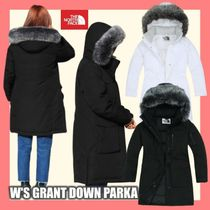 国際特急便込☆THE NORTH FACE W'S GRANT DOWN PARKA NJ1DI81J