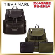 今季注目 ◇TIBA + MARL◇ Kaspar Baby Backpack 【関税送料込】