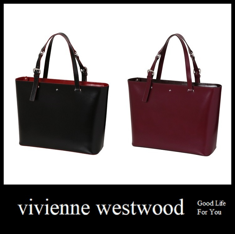 17AW☆Vivienne Westwood☆トートバッグL