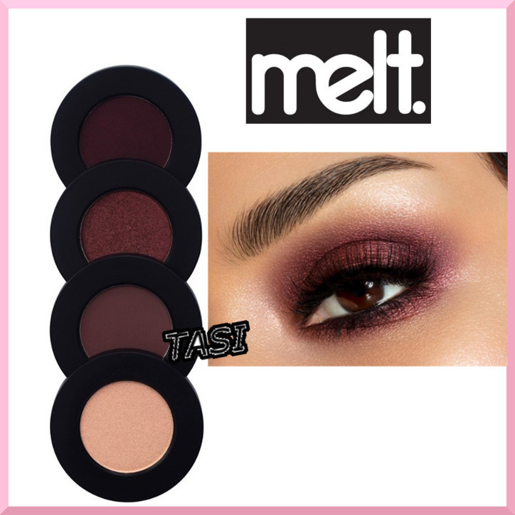 Melt Cosmetics★SHE'S IN PARTIES STACKアイシャドウ4色セット
