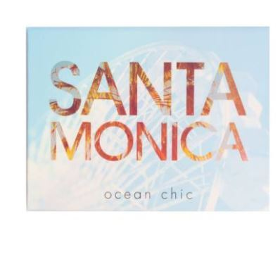 LORAC☆限定(L.A. Experience Santa Monica Eye & Cheek)