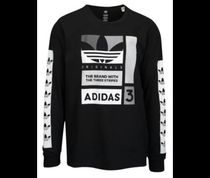 ADIDAS ORIGINALS GRAPHIC 長袖Tシャツ