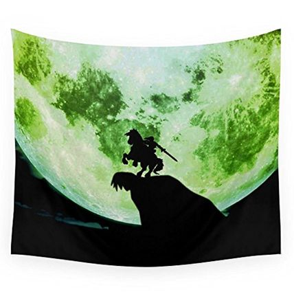 "Society6 Legend Of Zelda Wall Tapestry Small: 51"" x 60"""