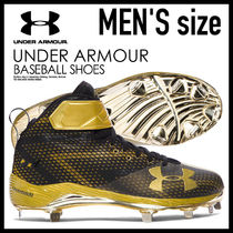 UNDER ARMOUR (アンダーアーマー ) スポーツその他 国内即納★UNDER ARMOUR★UA HARPER ONE MID ST LE★1288001-007