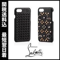 送料関税込!Christian Louboutin Loubiphone Case iPhone7/8