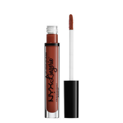 LIP LINGERIE EXOTIC - WARM MAHOGANY RED EXOTIC  1