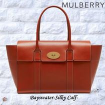 Mulberry☆Bayswater-Silky Calf- シルキーカーフ