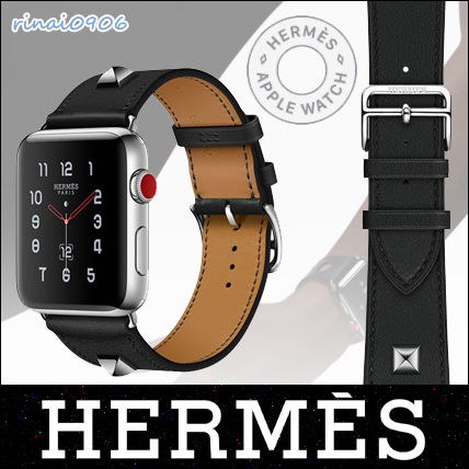 *HERMES* Apple Watch Single Tour Medor レザーストラップ 42mm