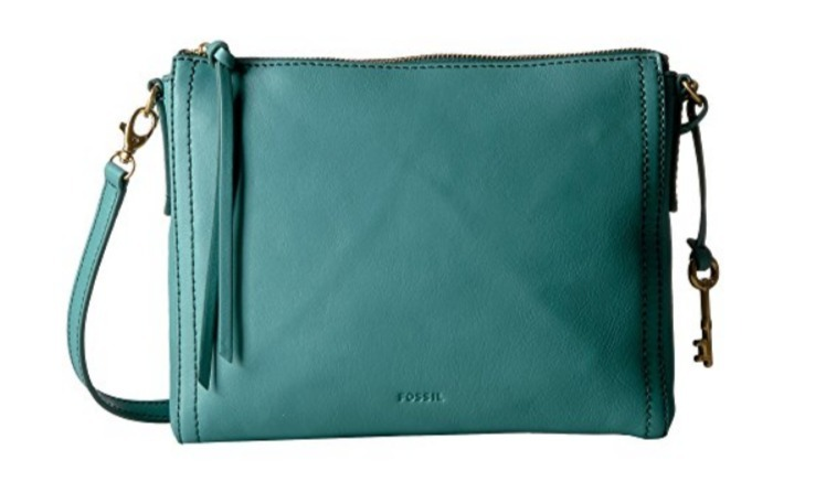 Fossil Emma East/West Crossbody