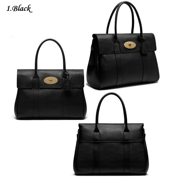 Mulberry☆Heritage Bayswater Grain Leather グレインレザー