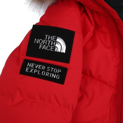 THE NORTH FACE★K'S J LONG DOWN COAT