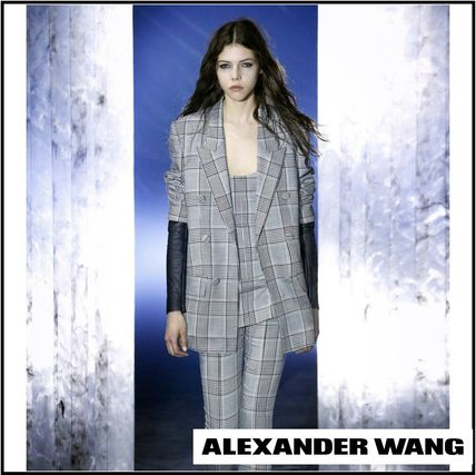 40%OFF!SALE☆送関込【Alexander Wang】チェックブレザー☆