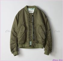 【17aw NEW】Acne_women/Clea bomber khaki/ボンバージャケット