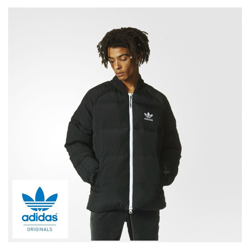 Adidas originals★SUPERSTAR DOWN JACKET