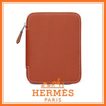 HERMES 国内発送 アジェンダカバー Silkydaily Grand Modele