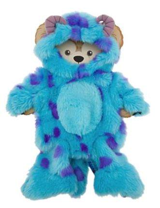 ◎送料込み◎ Disney 17 in Duffy Bear Sulley From Monsters