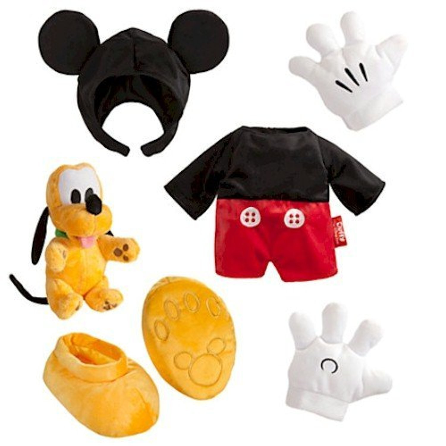 ◎送料込み◎ Duffy the Disney Bear Mickey Mouse Costume