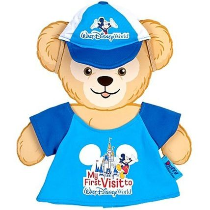 ◎送料込み◎ Walt Disney World Duffy Bear My First Visit