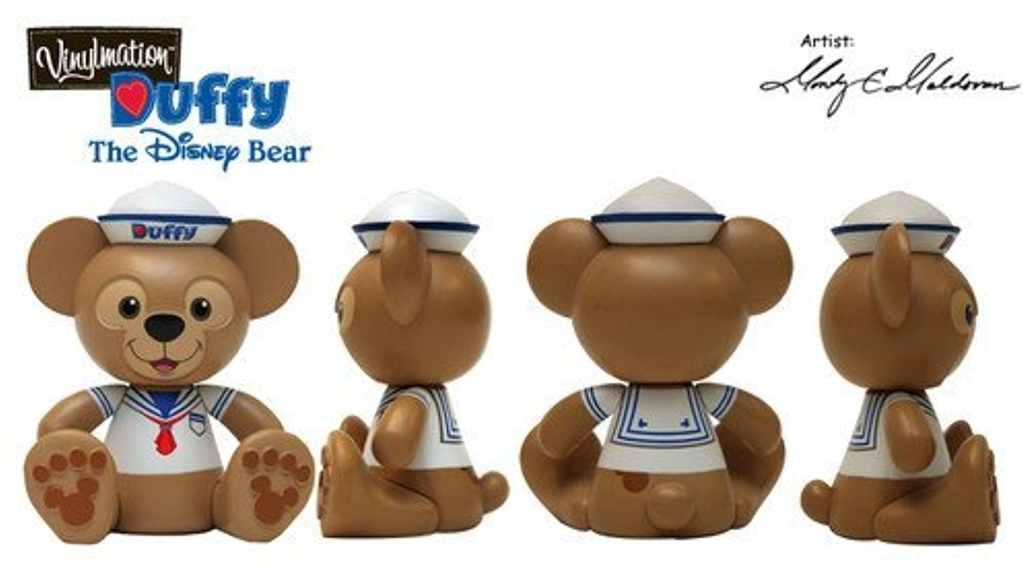 ◎送料込み◎ Mickey's Teddy Bear Duffy Sailor Disney