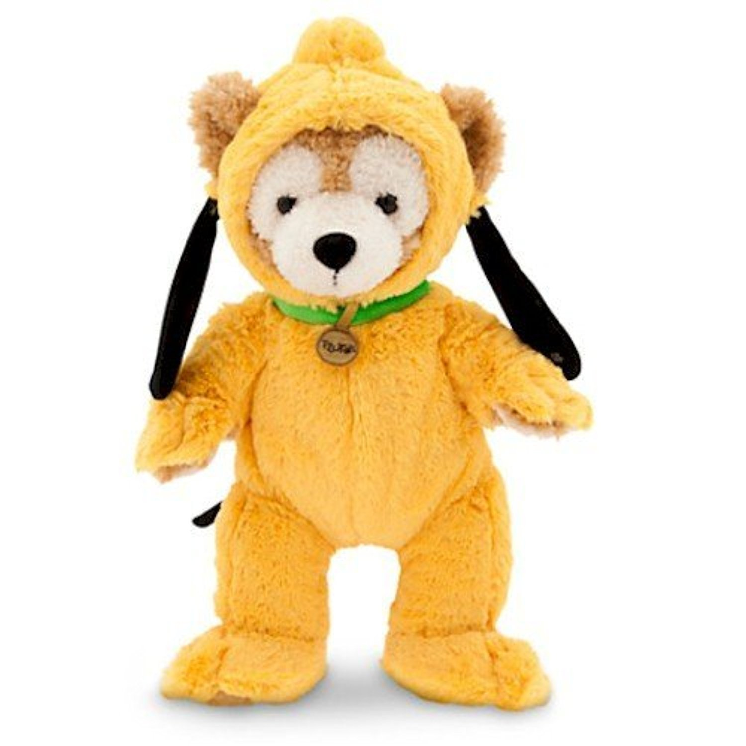 ◎送料込み◎ Duffy the Disney Bear Pluto Costume - 17''