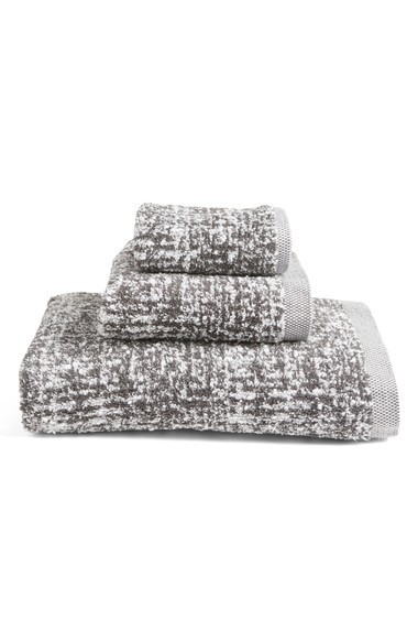 送料関税込★Nordstrom at Home Tweed Jacquard Bath Tow タオル