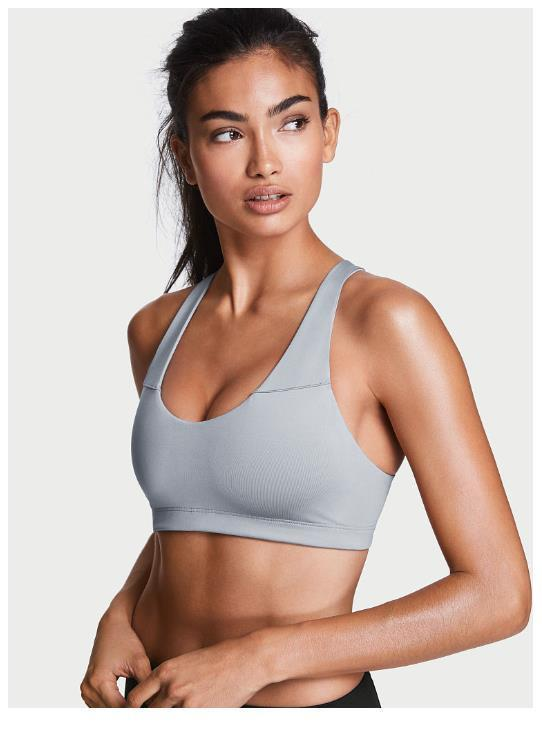 ◎送料込み◎ ★Grey Oasis★NEW! Crossback Sport Bra