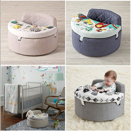 The Land of Nod ベビーチェア ベビーチェア★おもちゃ付き Baby Activity Chair