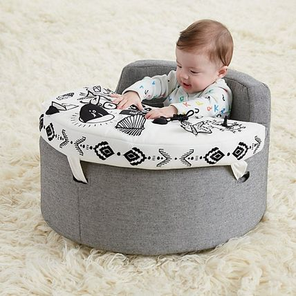 The Land of Nod ベビーチェア ベビーチェア★おもちゃ付き Baby Activity Chair(7)