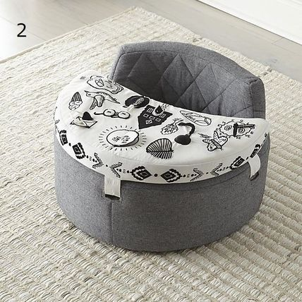 The Land of Nod ベビーチェア ベビーチェア★おもちゃ付き Baby Activity Chair(6)