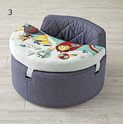 The Land of Nod ベビーチェア ベビーチェア★おもちゃ付き Baby Activity Chair(9)