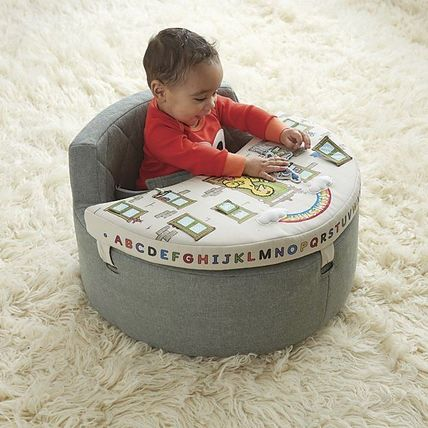 The Land of Nod ベビーチェア ベビーチェア★おもちゃ付き Baby Activity Chair(13)