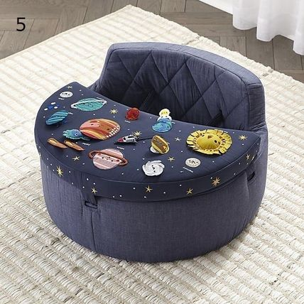 The Land of Nod ベビーチェア ベビーチェア★おもちゃ付き Baby Activity Chair(15)