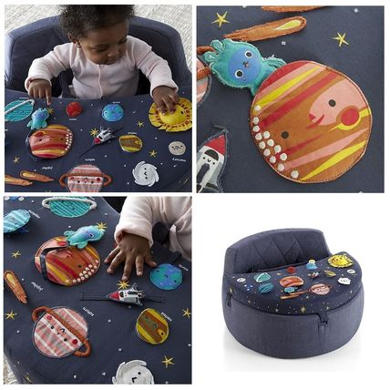 The Land of Nod ベビーチェア ベビーチェア★おもちゃ付き Baby Activity Chair(17)