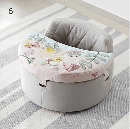 The Land of Nod ベビーチェア ベビーチェア★おもちゃ付き Baby Activity Chair(18)