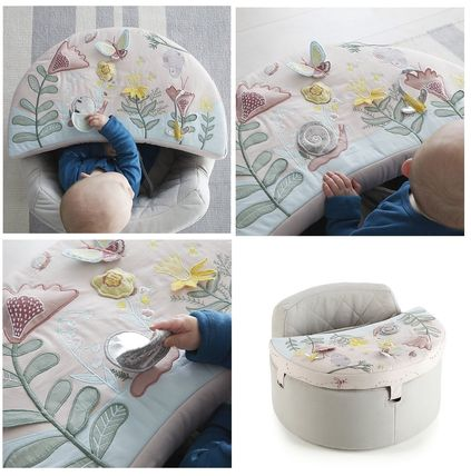 The Land of Nod ベビーチェア ベビーチェア★おもちゃ付き Baby Activity Chair(20)