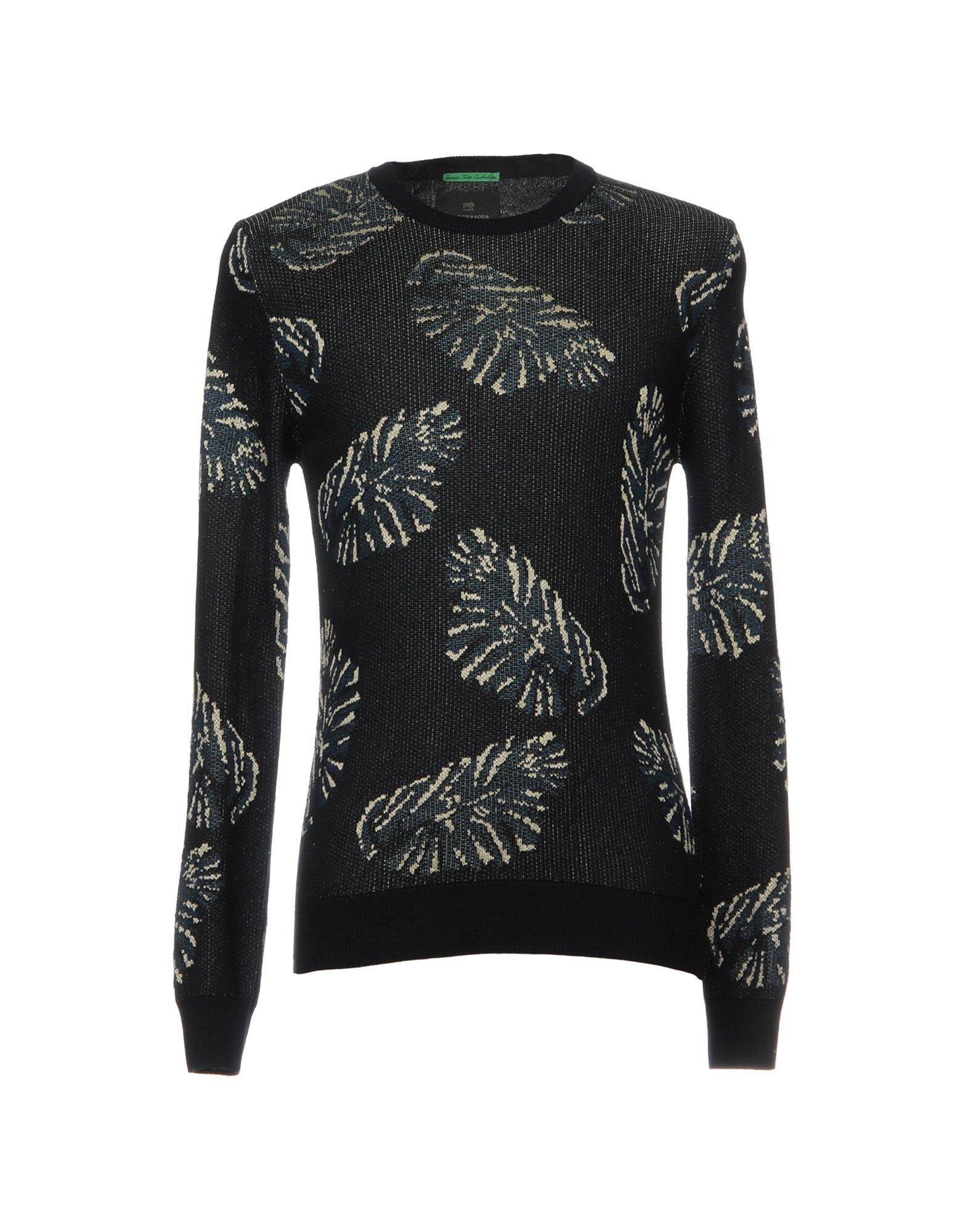 【大人気】Scotch & Soda★print pullover薄手ニット♪