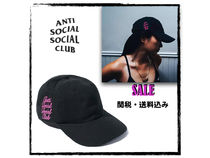 【関税・送料込】入手困難 ANTI SOCIAL SOCIAL CLUB-Weird CAP
