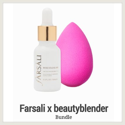 新商品!Farsali Rose Gold Elixir☆15ml × beauty bleander