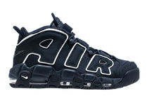 FW17 NIKE AIR MORE UPTEMPO OBSIDIAN 紺 MEN'S 送料無料